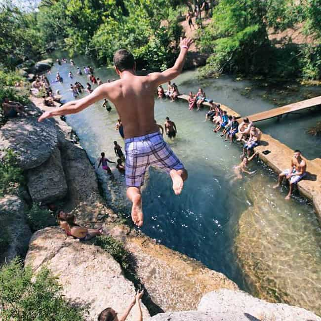 Jacobs Well - Texas