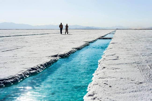 Conheça Salinas Grandes, o deserto de sal da Argentina