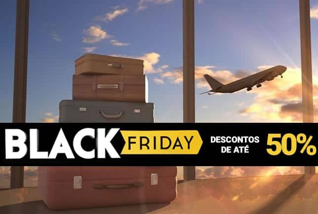 Black Friday de viagens!