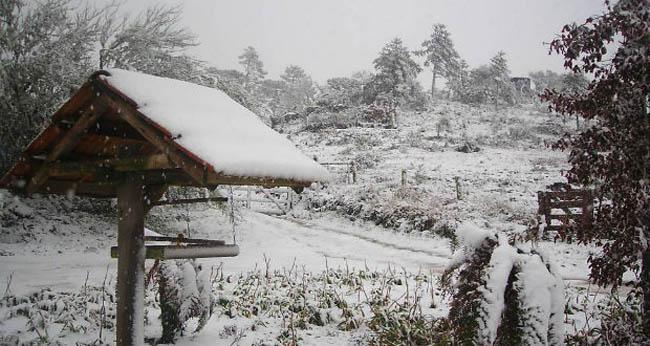 Abaixo de zero: cidades para ver neve no Brasil e curtir o friozinho