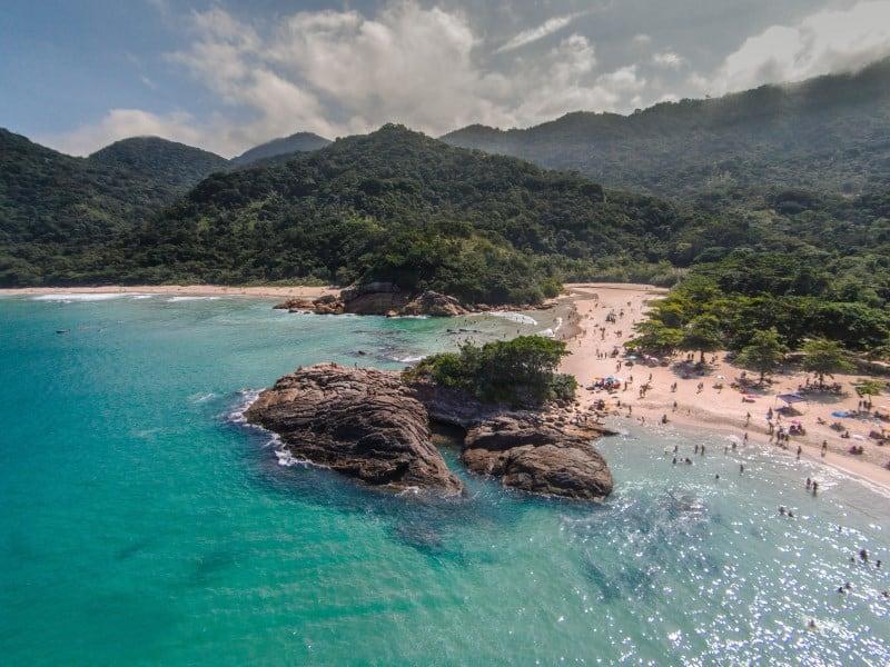 praias paradisíacas ilha grande