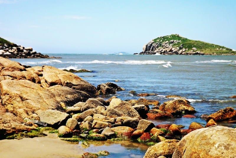 praias paradisíacas imbituba