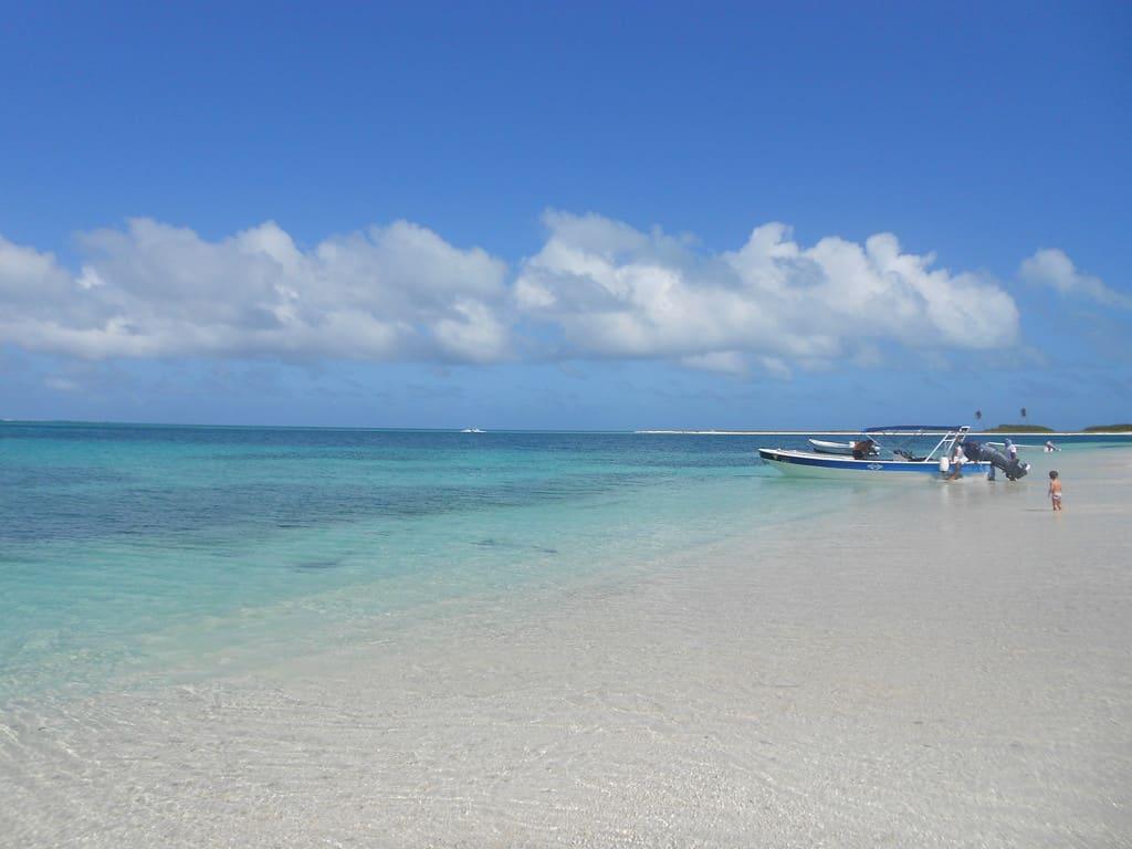 praias paradisíacas los roques venezuela