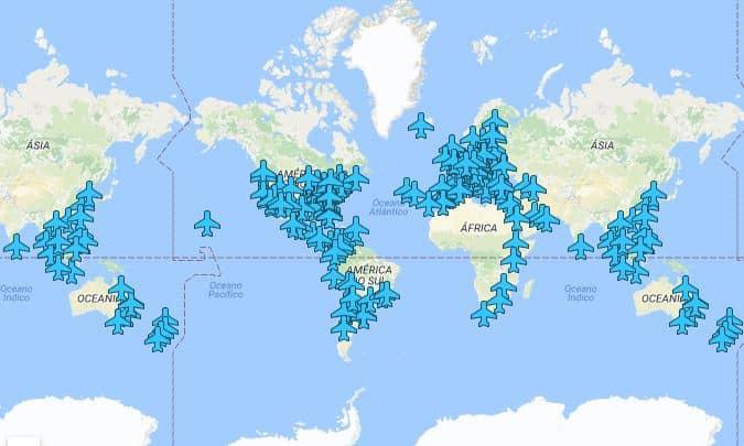 Como descobrir as senhas de wi-fi de todos os aeroportos
