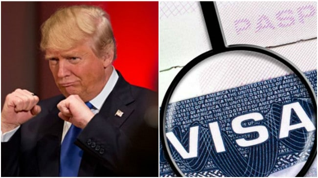 O que muda no visto americano com Donald Trump no poder