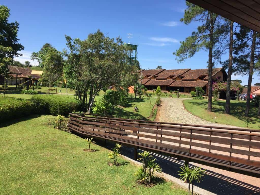 hotel fazenda no paraná