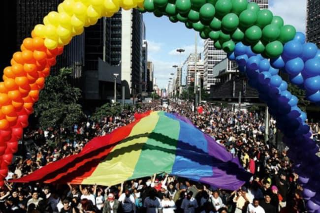 São Paulo é a primeira na América do Sul a ter o selo Rainbow City
