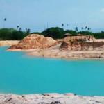 Conheça um oásis surreal chamado Ventak Beach no Ceará