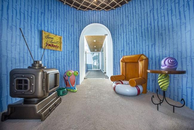 Resort da Nickelodeon tem casa do Bob Esponja em Punta Cana