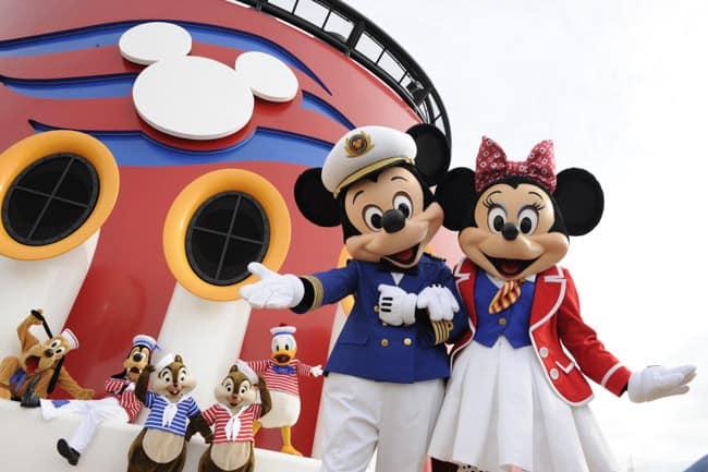 Descubra como são os cruzeiros da Disney e embarque nessa viagem