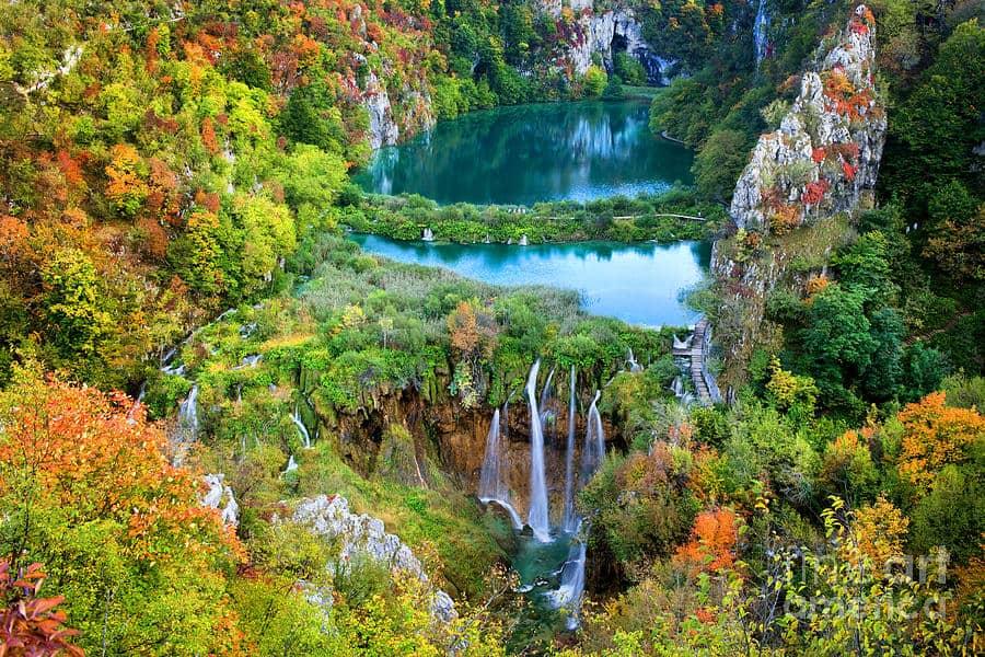 Os 30 lugares mais bonitos do mundo