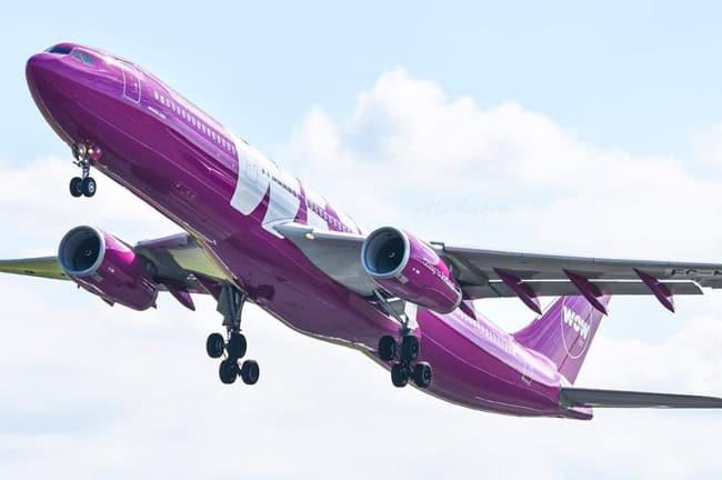 WoW Air: passagens aéreas acessíveis para a Europa e EUA