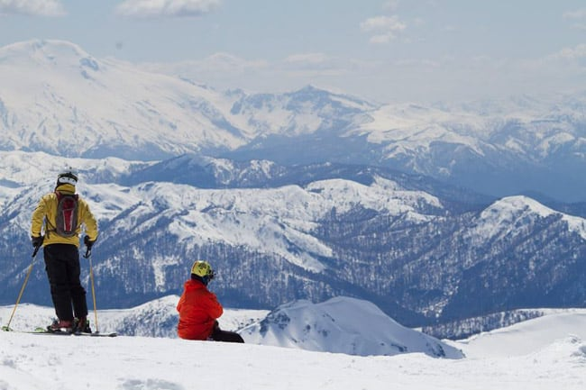 Conheça Corralco, no Chile, novo destino para esportes na neve