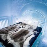 Primeiro hotel de gelo permanente abre as portas na Suécia