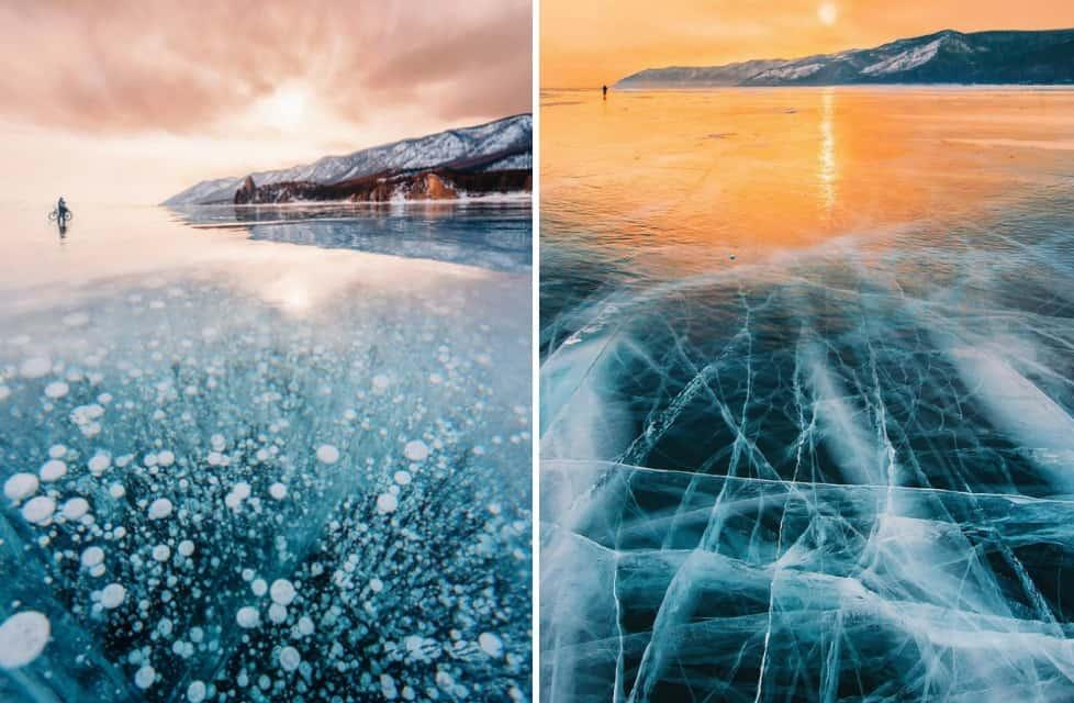 Sabia que na Sibéria está o lago mais profundo e mais antigo da Terra?