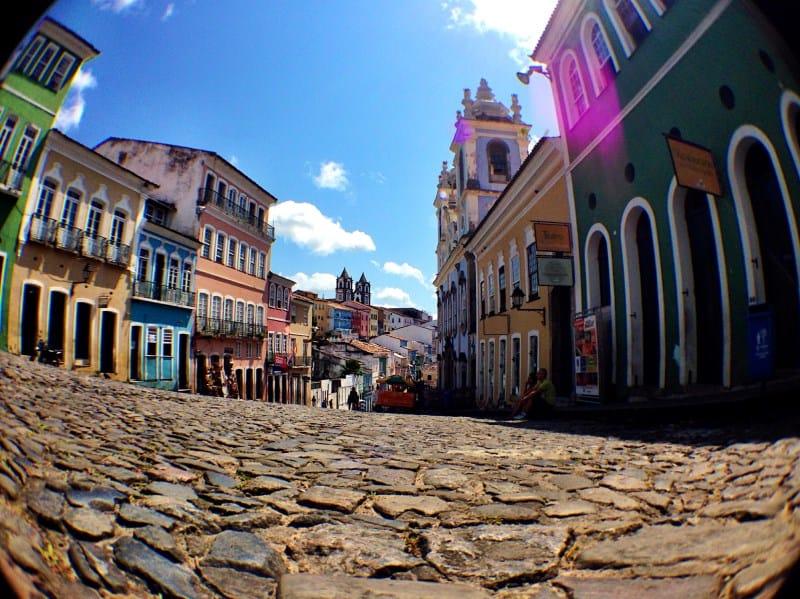 Os 10 lugares mais visitados no Brasil