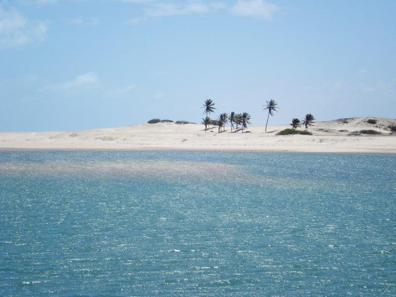 praia de aguas belas