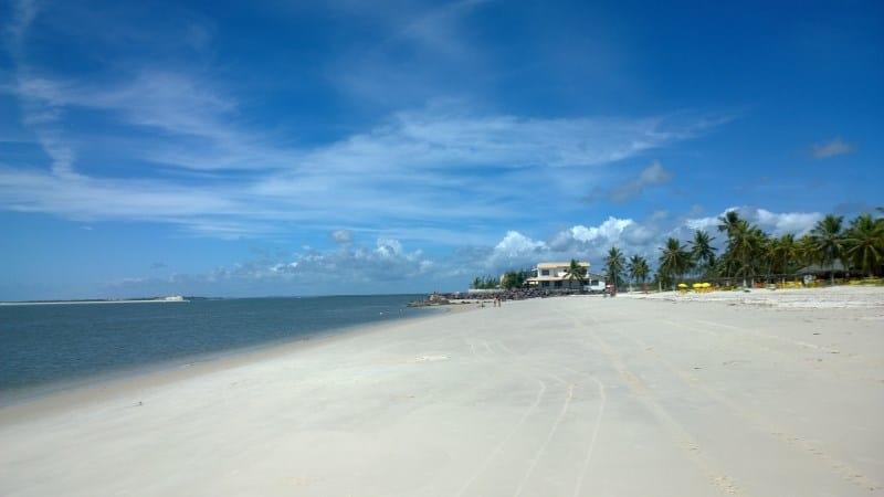 praia do saco sergipe