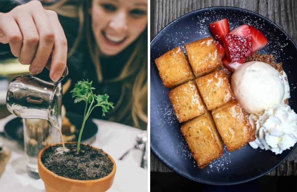 Com doce servido em vaso, conheça o Spot, bar de sobremesas em Nova York