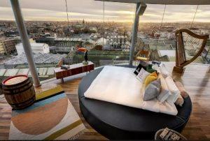 Promoção oferece uma noite de sono e cerveja na fábrica da Guinness, na Irlanda
