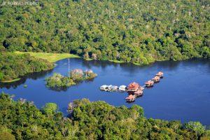 Viajar para a amazônia é uma ótima pedida para as férias