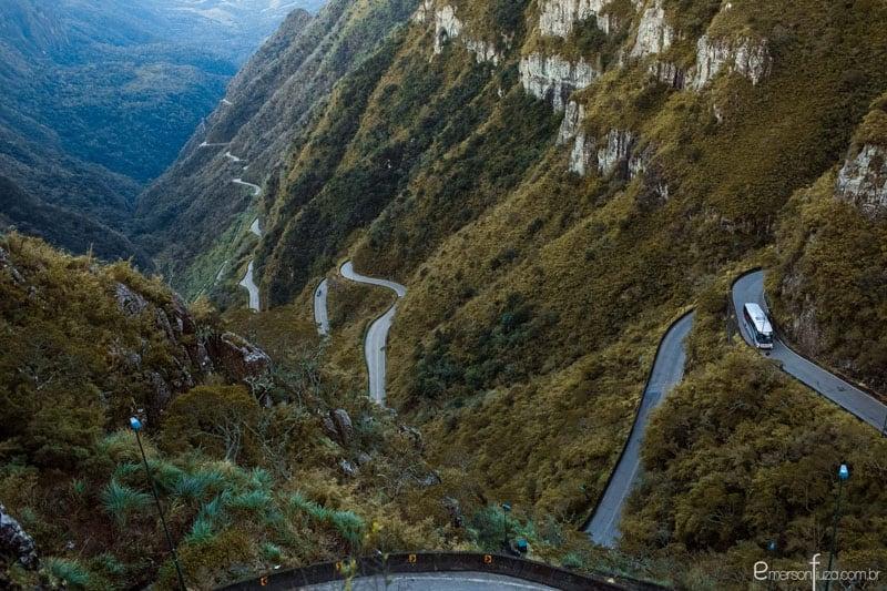 Entre curvas e cânions: o que fazer na Serra do Rio do Rastro