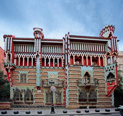 Obra de Gaudí, Casa Vicens será o novo museu de Barcelona