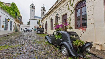 Encante-se com o charme de Colônia do Sacramento, a cidade mais antiga do Uruguai