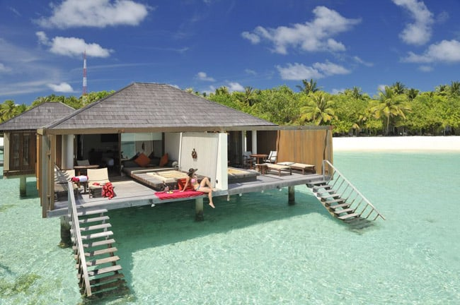Seria um sonho? Confira hospedagens incríveis e baratas nas Maldivas