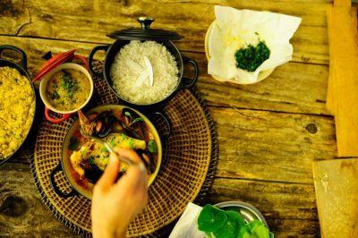 Restaurante do jogador Daniel Alves em Barcelona reúne sabores brasileiros na mesa