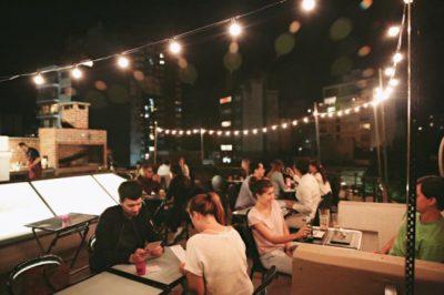 Bairro Pocitos é o reduto gastronômico e boêmio de Montevidéu
