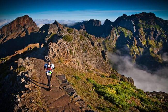 montanha situada em Madeira