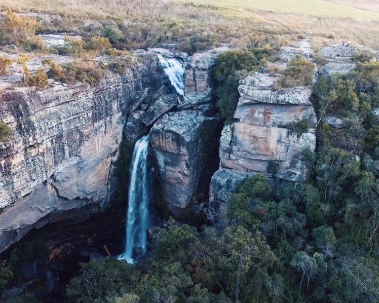 Lugares imperdíveis no Paraná – Cânion e Cachoeira do Rio São Jorge