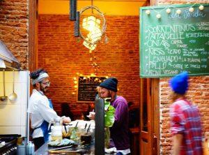 Comida afetiva e orgânica é o foco do charmoso La Fonda, em Montevidéu
