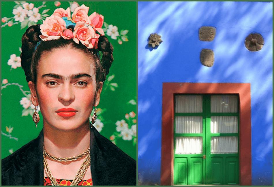 Conheça La Casa Azul, o Museu de Frida Kahlo na Cidade do México