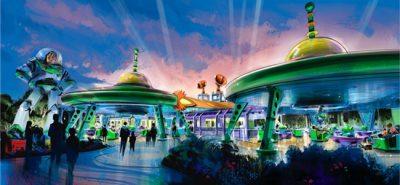 Toy Story Land será a nova área temática da Disney em 2018