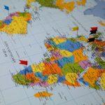 Mapa indica lugares de acordo com as condições climáticas que você quer encontrar