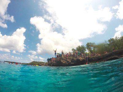 O que fazer durante uma volta pela ilha de San Andrés