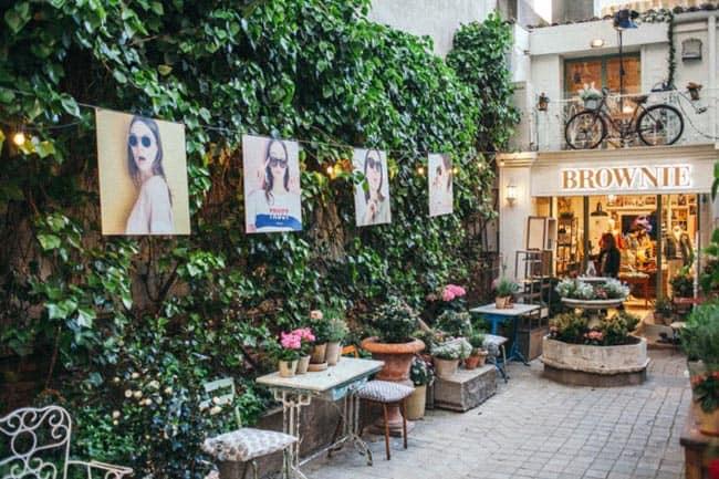 Hermosilla 26, o encantador jardim secreto de Madri