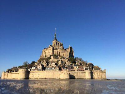 Monte Saint-Michel, a maravilha do Ocidente, é uma das melhores atrações da França
