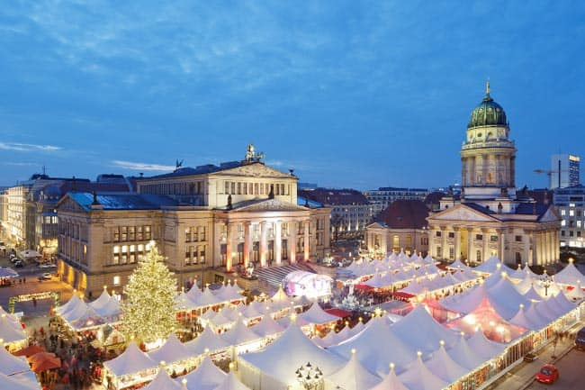 10 lugares para viajar em dezembro