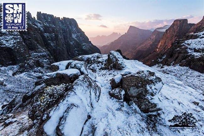 Neve na África do Sul e outras curiosidades do mundo que vão te surpreender
