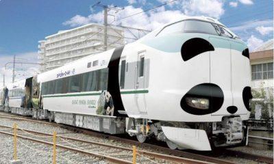 Trens temáticos do Japão proporcionam viagens lúdicas com Pokémons e Legos