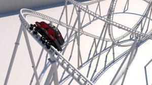 Viena terá parque temático inovador com montanha russa e roda gigante para carros