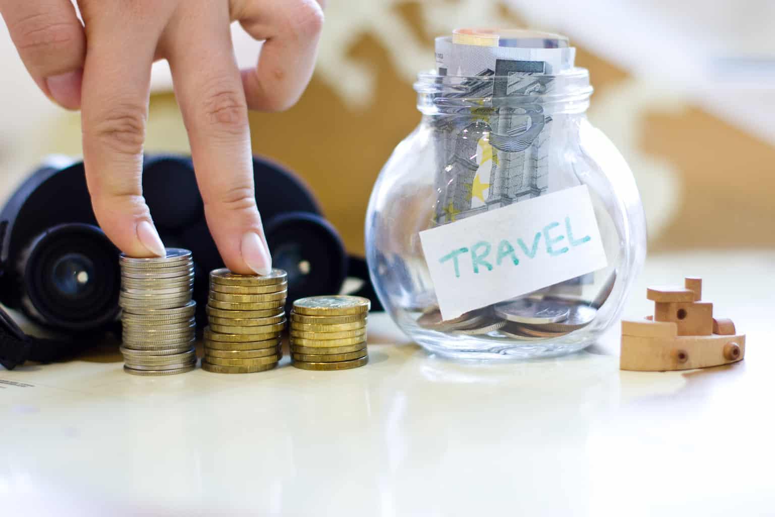 Como transformar seus investimentos em viagens