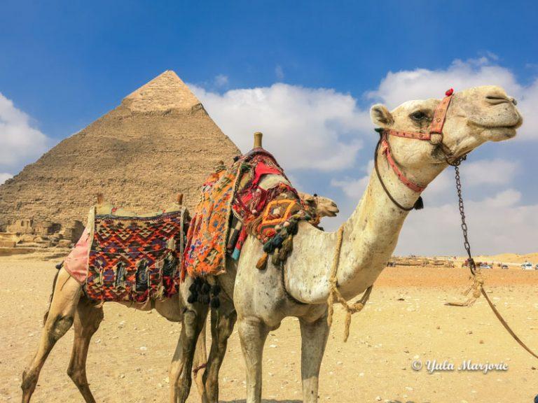 Pirâmides do Egito: tudo o que precisa saber antes de ir