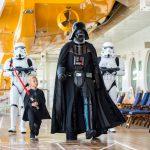10 lugares para fãs de Star Wars se sentirem em casa