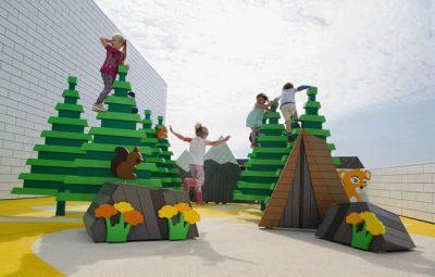 Lego House, na Dinamarca, reúne 25 milhões de peças do icônico brinquedo colorido