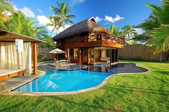 Os melhores hotéis de luxo do Brasil premiados pela editora Condé Nast