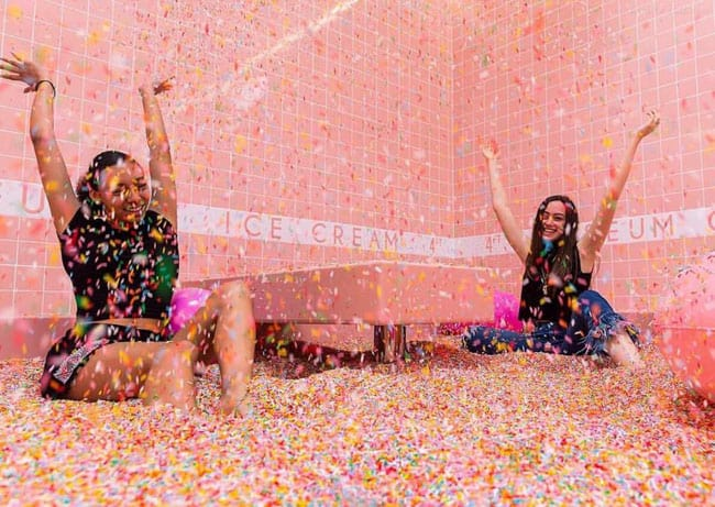 Queridinho das 'selfies', Museu do Sorvete abre unidade em Miami